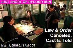 Law & Order Facing Judgment Day