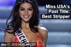 Miss USA's Past Title: Best Stripper