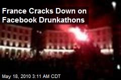 France Cracks Down on Facebook Drunkathons