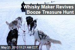 Whisky Maker Revives Booze Treasure Hunt