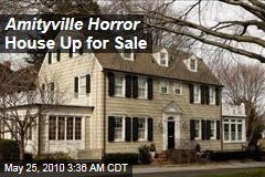 Amityville Horror House Up for Sale
