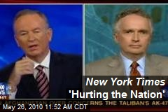 New York Times 'Hurting the Nation'