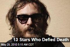 13 Stars Who Defied Death