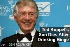 Ted Koppel's Son Found Dead