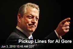 Pickup Lines for Al Gore