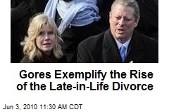 Gores Exemplify the Rise of the Late-in-Life Divorce
