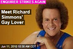 Meet Richard Simmons' Gay Lover