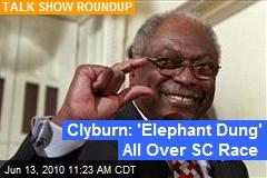 Clyburn: 'Elephant Dung' All Over SC Race