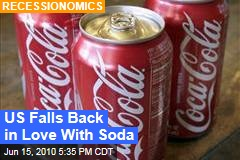 US Falls Back in Love With Soda
