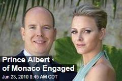 Monaco's Prince Albert Engaged