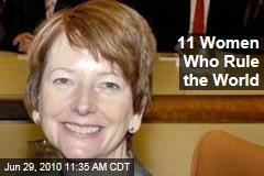 11 Women Who Rule the World