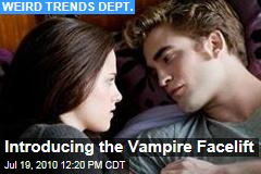 Introducing the Vampire Facelift