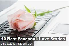 10 Best Facebook Love Stories