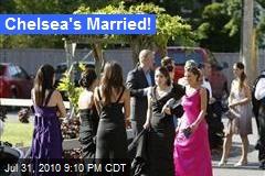 Chelsea's Married!