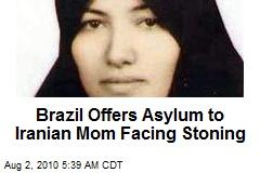 Brazil Offers Asylum to Iranian Woman Facing Stoning