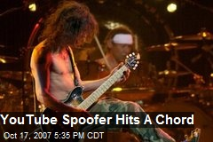YouTube Spoofer Hits A Chord