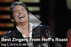 Best Zingers From Hoff's Roast