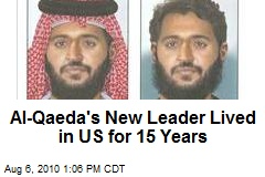 Al-Qaeda's New Leader Lived in US for 15 Years