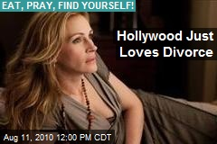 Hollywood Just Loves Divorce