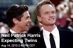 Neil Patrick Harris Expecting Twins