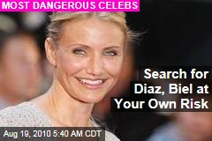 Search for Diaz, Biel at Your Own Risk
