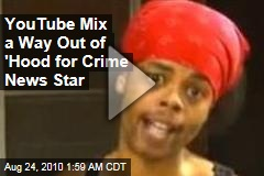 YouTube Mix a Way Out of 'Hood for Wacky News Star