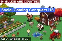 Social Gaming Conquers US
