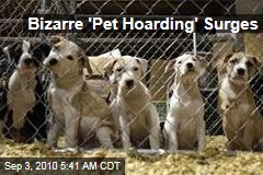 Bizarre 'Pet Hoarding' Surges in US