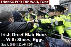 Irish Greet Blair Book ... With Shoes, Eggs
