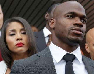 Adrian Peterson Out for Season With No Pay