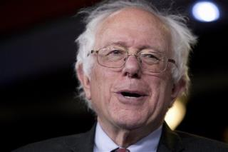 Bernie Sanders: I'm in, Do Not 'Underestimate Me'