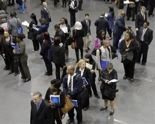 Unemployment Holds at 5.3%