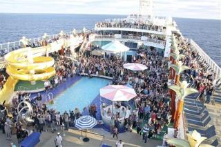Woman Falls Off Norwegian Pearl Cruise Ship Near Cuba During Music Festival At Sea