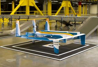 Amazon's Vision: 30-Minute Drone Deliveries