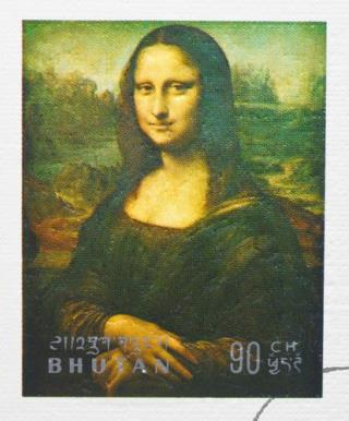 Behind Mona Lisa's Smile: Another Woman?