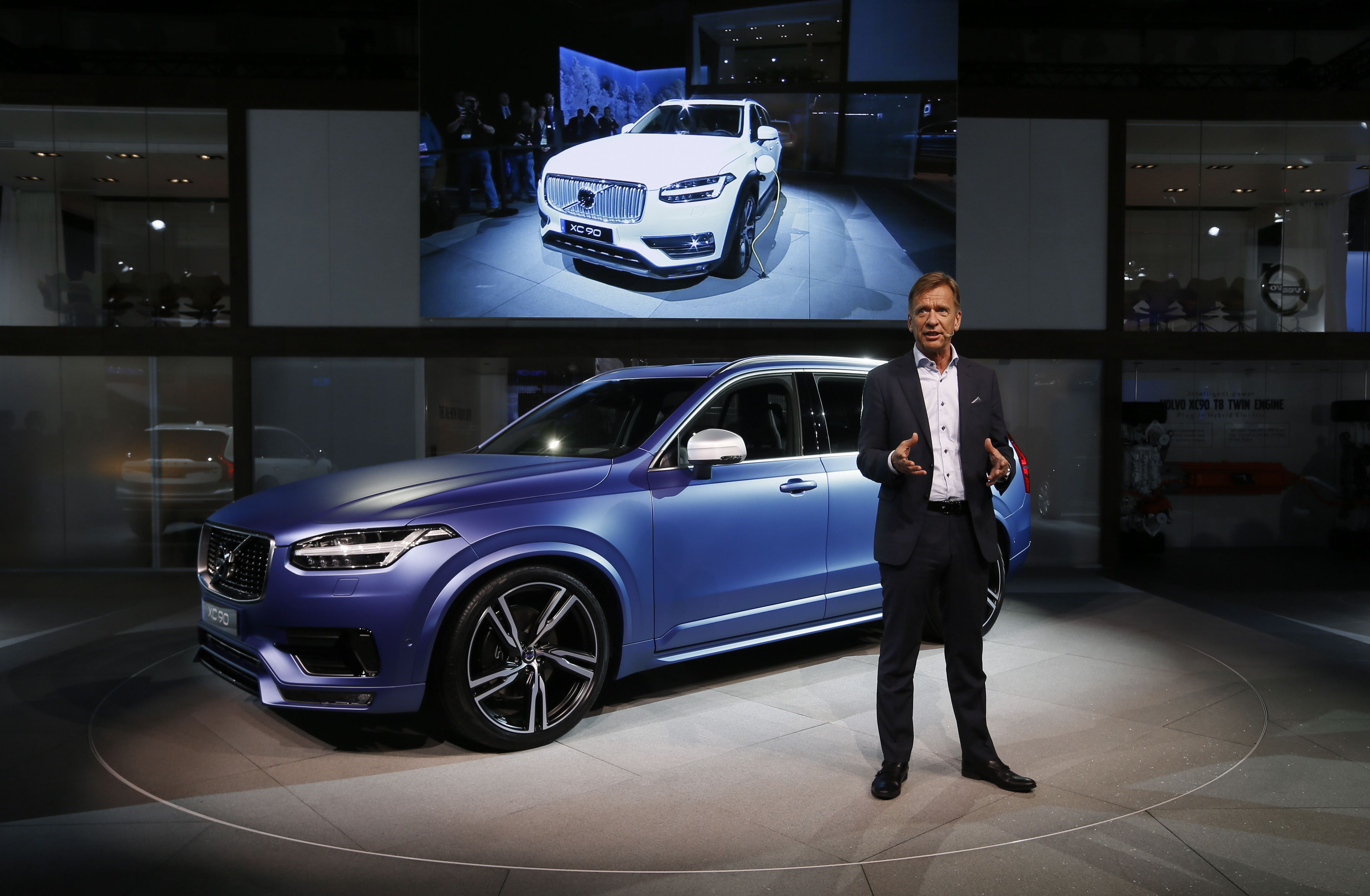 Volvo By 2020 No One Will Die In Our Cars Newser Mobile