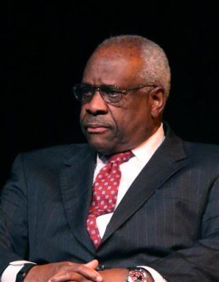 10 Years, 0 Questions From Clarence Thomas