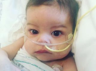 Baby's Heart Fails Just Before Transplant, but He Survives