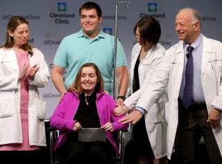First US Uterus Transplant Patient Had Donor in Minutes