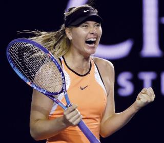 Nike, by Sharapova's Side Since Age 11, Steps Away