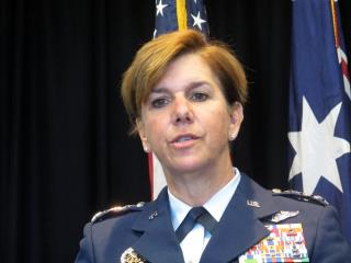 This Could Be Our First-Ever Female Combatant Commander
