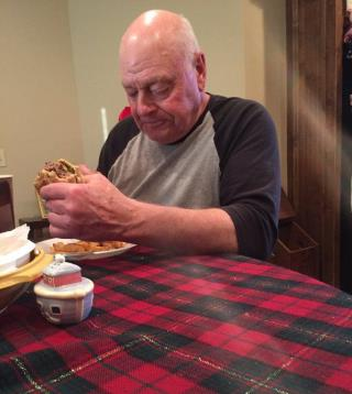 You Can Now Eat Burgers With Sad Papaw