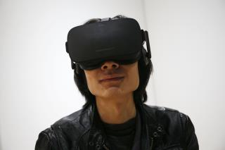 Oculus Rift Ushers In New Era of Virtual Reality
