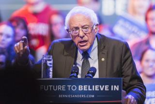 Party's Mistake Could Keep Sanders Off DC Primary Ballot