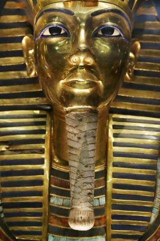 Tut's Dagger: 5 Most Incredible Discoveries of the Week
