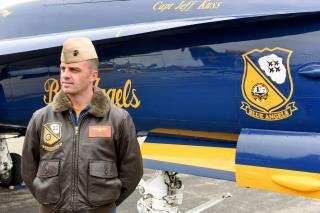 Blue Angels Pilot Dead in Crash Days Before Air Show