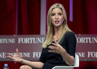 Ivanka Trump Sued Over Shoes