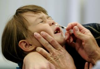 Report: Flu Vaccine Nasal Spray Is Highly Ineffective