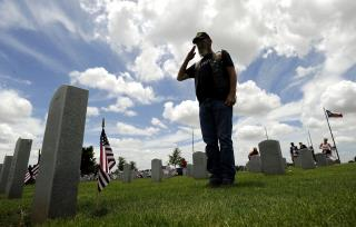 20 Veterans Commit Suicide Every Day: VA