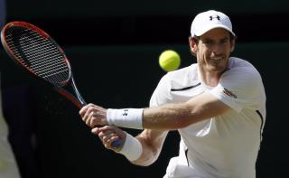 Murray Repeats at Wimbledon